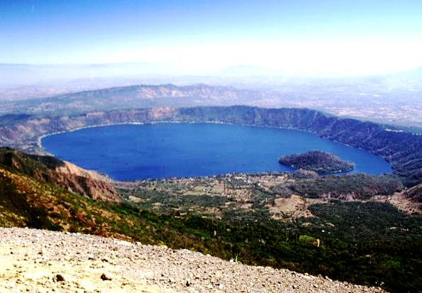 Lago de Coatepeque