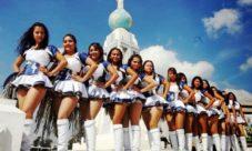 Las cachiporras de El Salvador y sus encantos