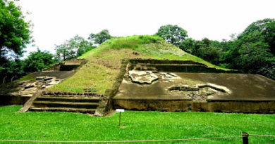 Sitio arqueológico Casa Blanca