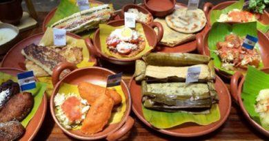 Comidas típicas de El Salvador (lista)
