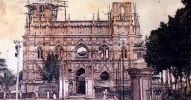 Historia de la Catedral de Nuestra Señora de Santa Ana