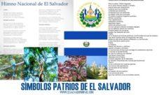 Los 8 símbolos patrios de El Salvador y su significado
