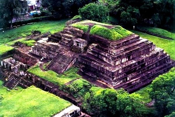 Sitio Arqueológico Ruinas de El Tazumal