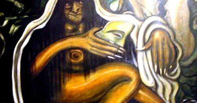 ¿Qué es la mitología salvadoreña?