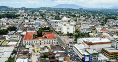 ¿Cuál es la capital de El Salvador?