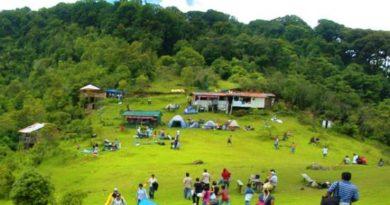 ¿Cuál es el lugar más alto de El Salvador?