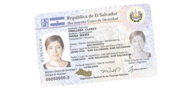 Requisitos para sacar DUI de casada en El Salvador