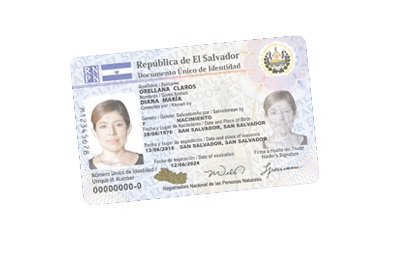 Requisitos para sacar DUI de casada en El Salvador