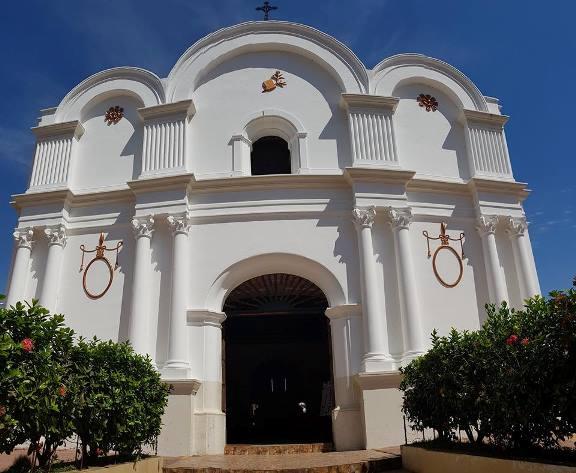 Iglesia de San Antonio del Monte, Sonsonate