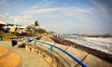 Muelle del Puerto La Libertad