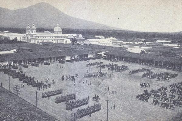 Historia de la Plaza Libertad, San Salvador