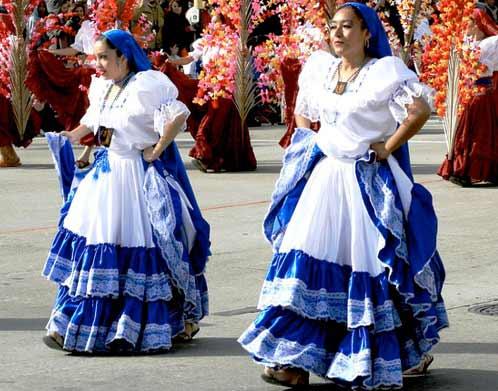 4cd322b7d0 Trajes típicos de El Salvador - El Salvador mi país