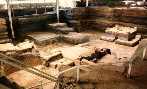 sitio arqueológico Joya de Cerén