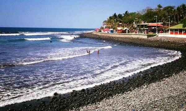 Playa La Paz El Salvador Mi Pais