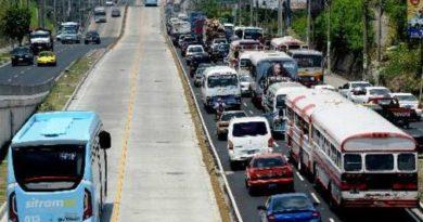 Medios de transporte de El Salvador