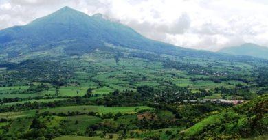 Valles de El Salvador