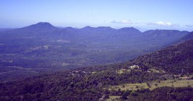 Cordillera Apaneca llamatepec