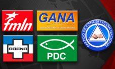 Partidos políticos de El Salvador