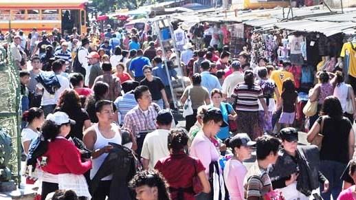 Consecuencias del crecimiento poblacional en El Salvador