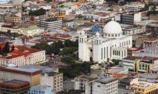 ¿Cuál es el centro histórico de San Salvador?