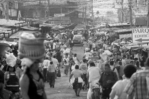 El desempleo en El Salvador
