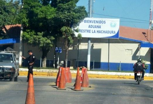 Frontera La Hachadura