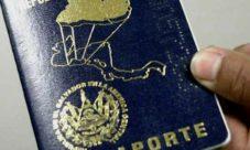 Requisitos para sacar el pasaporte en El Salvador