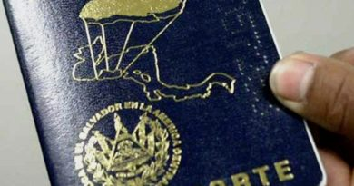 Requisitos para sacar el pasaporte en El Salvador