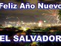 ¿Cómo se celebra el año nuevo en El Salvador?