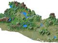 Principales accidentes geográficos de El Salvador
