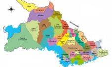 Mapa de Chalatenango