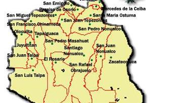 Municipios de La Paz