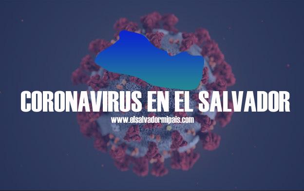 Coronavirus en El Salvador (Noticias)